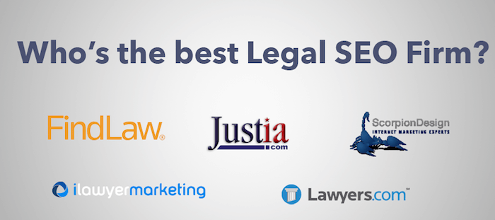 Case Study: Who's The Best Legal SEO Firm?